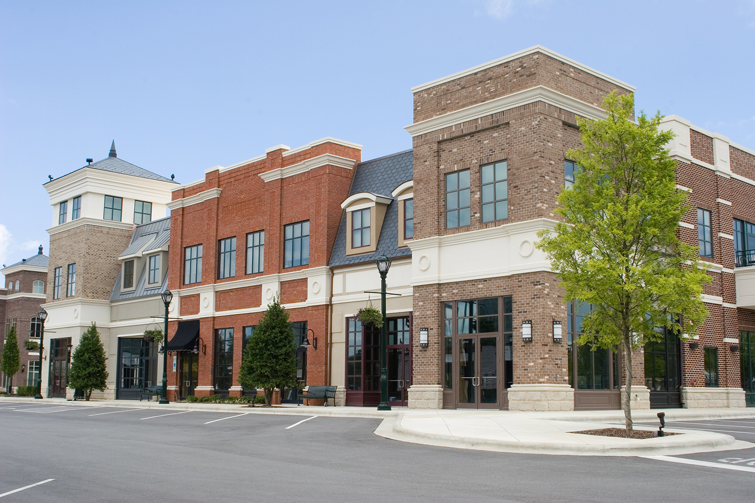 buying business property